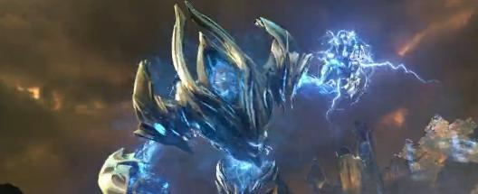 《星际争霸ii:虚空之遗》开场cg动画视频一览