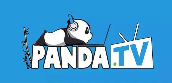 熊猫tv的logo形象图片