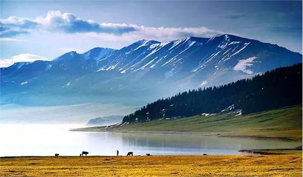 国庆期间伊犁的风景