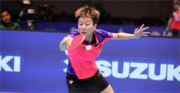 中央电视台体育赛事频道将现场直播这两场比赛,喜欢乒乓球的观众们不