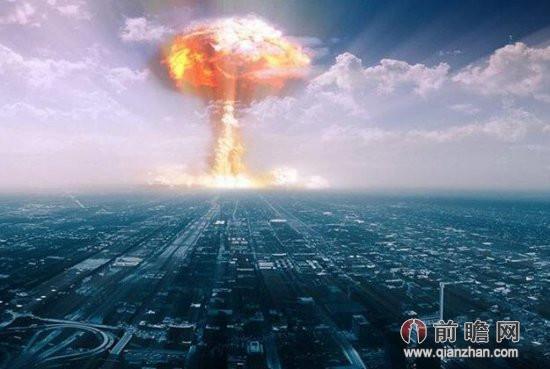 世界末日假想图