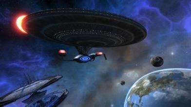 地球仍存留外星人飞船