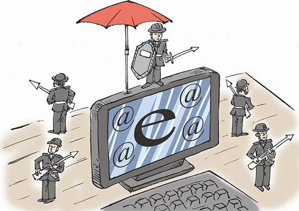 """""""互联网 """"大浪潮下 网络安全成新风口"""