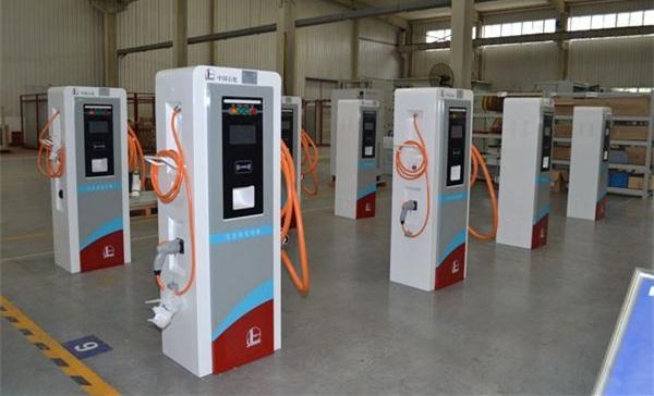 充电桩市场爆发在即 电动汽车充电站前景明朗
