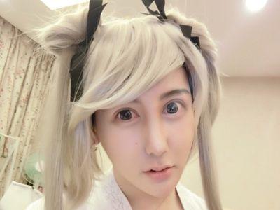 更诡异的是,网友乍一看,baby竟有种蛇精男刘梓晨既视感,脸部像充气了