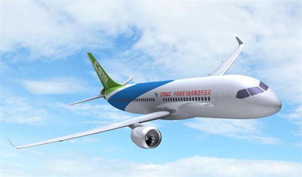 国产大飞机c919首飞临近 航空产业前景持续向好