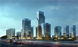 燕郊现代服务产业园区规划案例