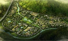 贵州遵义娄红色旅游景区项目案例