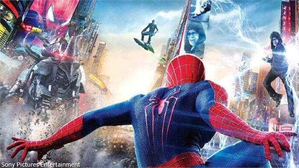 蜘蛛侠:英雄回归美国上映 曾让漫威大赚能否扛起索尼大旗图片