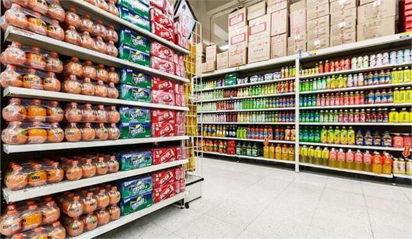 超市整体设计图