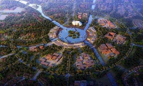 在城市与乡村之间建设特色小镇,就是要顺应互联网时代和大交通时代