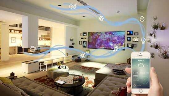 未来智能家居市场规模及竞争格局预测图片