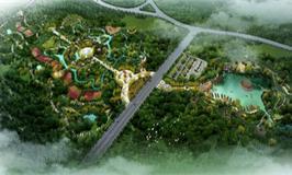 温江鱼凫生态创意田园综合体案例