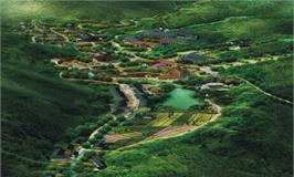 河源中医药生态养生产业园规划案例