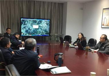 前瞻产业研究院与航天十院就田园综合体项目探讨