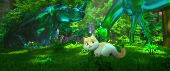 《猫与桃花源》