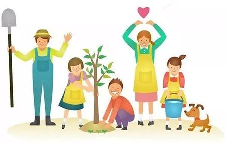 一年一度的植树节转瞬即至,对于整日身处水泥森林的城市小朋友来说图片
