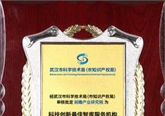 武汉市科学技术局证书