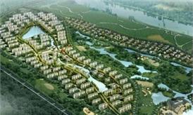 北京东方太阳城规划案例