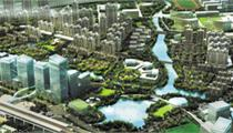 上海安亭国际精准医学园规划案例