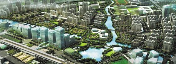 上海安亭国际精准医学园