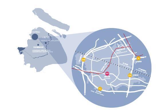 上海安亭国际精准医学园规划