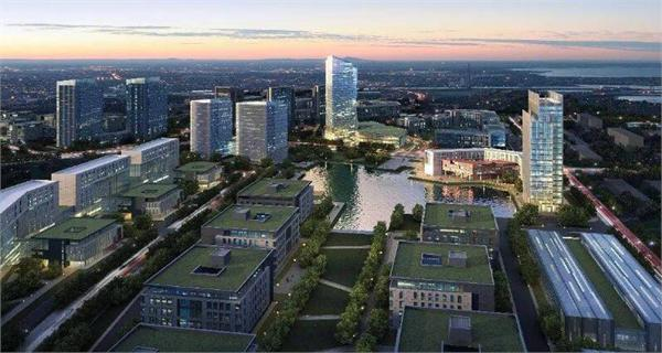南京汤山三创产业园规划案例图片