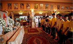 泰国被困球队出院 队员将举行仪式哀悼牺牲者