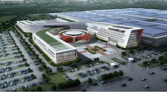 新能源汽车产业园规划原则