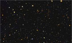 哈勃紫外深空场照片:追溯110亿年前的宇宙
