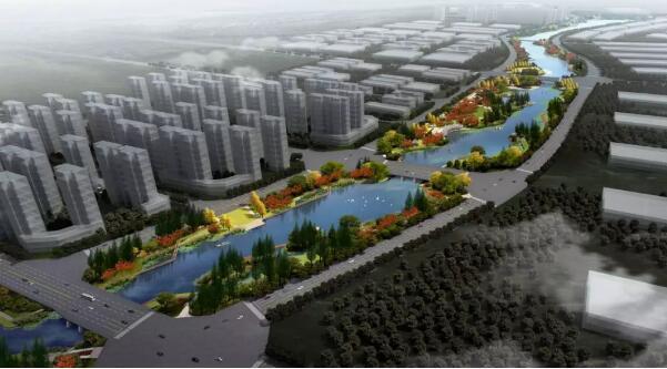赣州新能源汽车小镇最新规划图