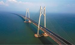 数据热 港珠澳大桥10月24日通车