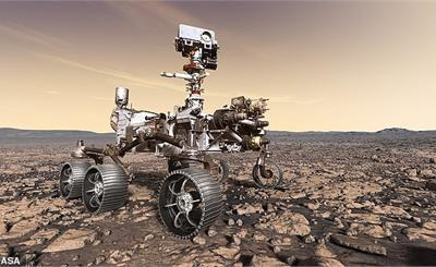 NASA将于2020年探测火星古老河流三角洲