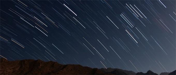 双子座流星雨登场 条件好可肉眼观看46p/wirtanen彗星