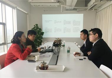 杨凌高新技术产业示范区、杨陵区招商办到访前瞻