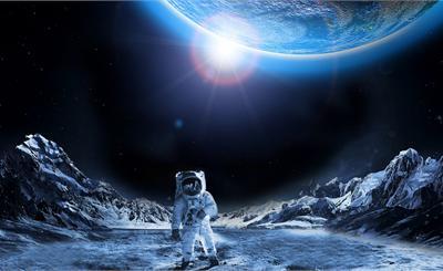 欧航局新太空计划:2025年前要开采月球矿藏