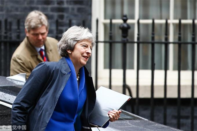 留给英国的时间不多了……梅姨积极寻求各方支持脱欧新协议