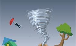 极端天气频繁!龙卷风袭击美国