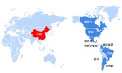 2018年中国与美洲各国双边贸易全景图(附中国和美洲各国进出口额及产品格局)