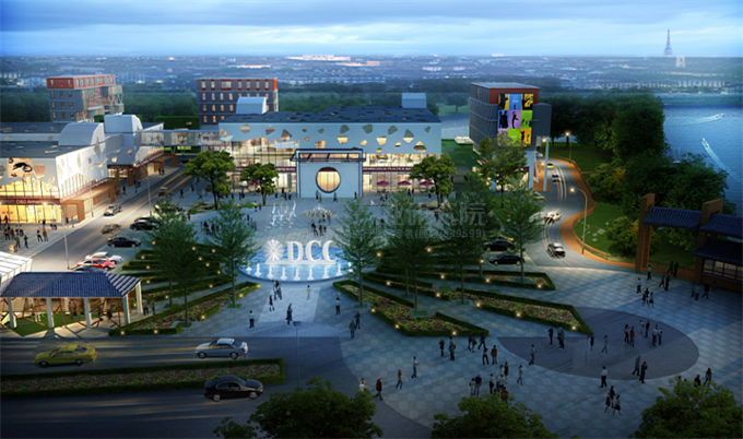 DCC(华南)文化产业园产业发展规划