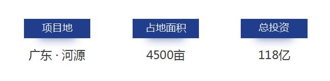 河源江东新区大数据产业园产业规划