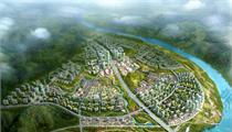 碧桂园简阳天府国际大学城规划案例