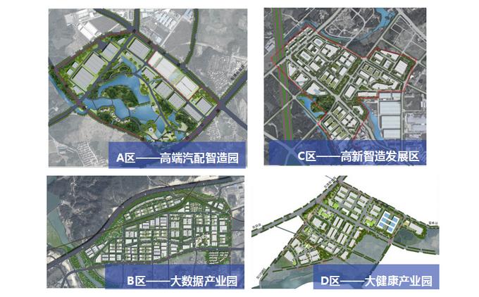 清新智能制造产业园产业规划