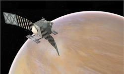 """欧航局航天器的相机""""抓拍""""到了金星的样貌"""