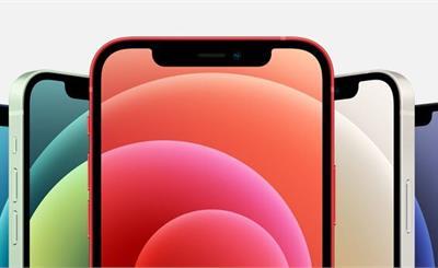 苹果iPhone12全线跌破发行价