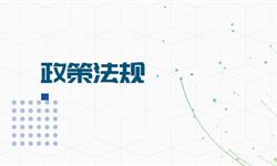重磅!2021年中国与重点城市物联网行业政策汇总分析(全)
