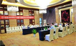 《巴中新能源新材料产业园产业规划》专家评审会顺利召开