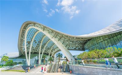 海南离岛免税10年销售额近1000亿元
