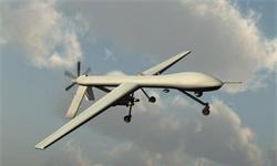 2020年全球军用无人机行业市场规模及竞争格局分析 中国无人机市场竞争力不断增强