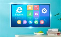 2021年中国互联网电视行业市场现状及发展前景预测 后疫情+5G商用推动行业快速发展